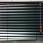Aluminium Venetian blind 25mm